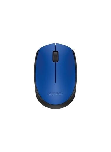 Logitech M171 Kablosuz Mouse Usb Mavi 910-004640 Mavi